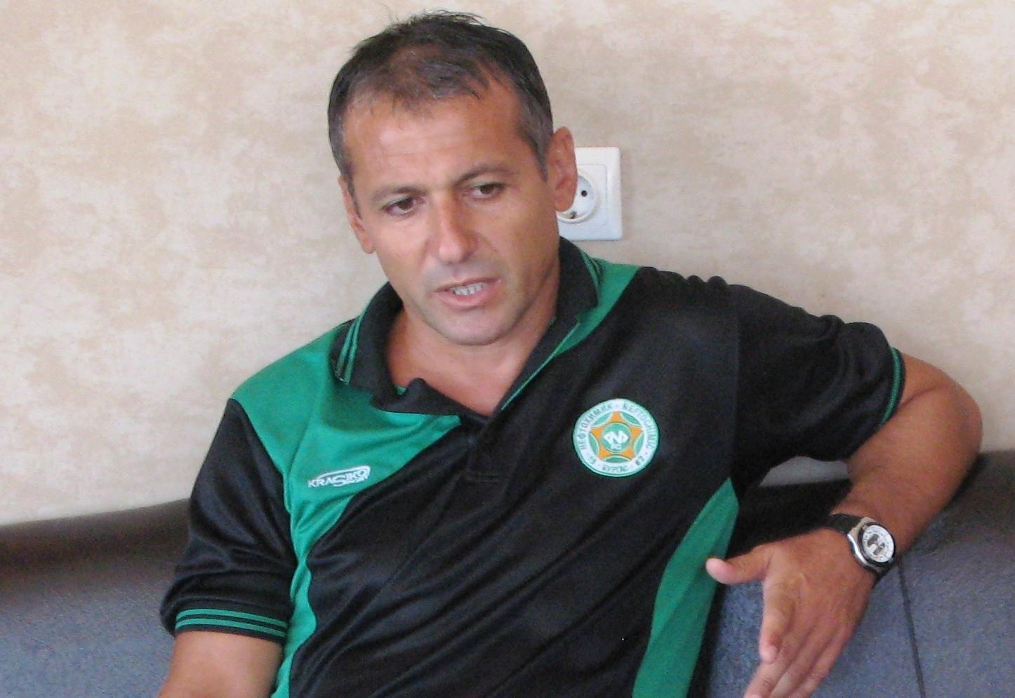 Ненов: Ще бъдем фактор в първенството. Отиваме за победа в Севлиево