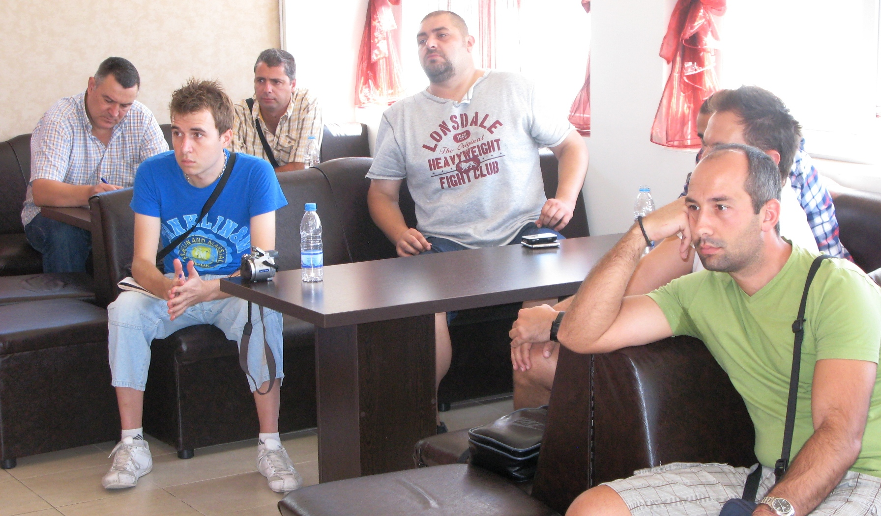 Нефтохимик с пресконференция преди мача в Севлиево