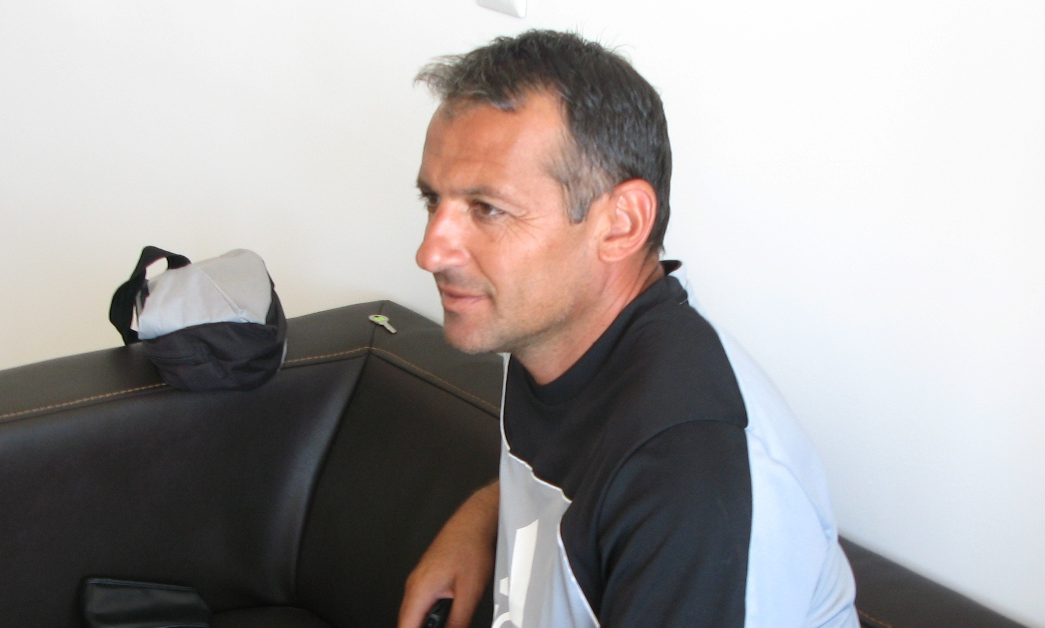 Димчо Ненов с лиценз УЕФА ПРО