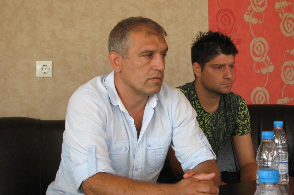 Благомир Митрев: Няма да търпя футболисти, които играят без сърце