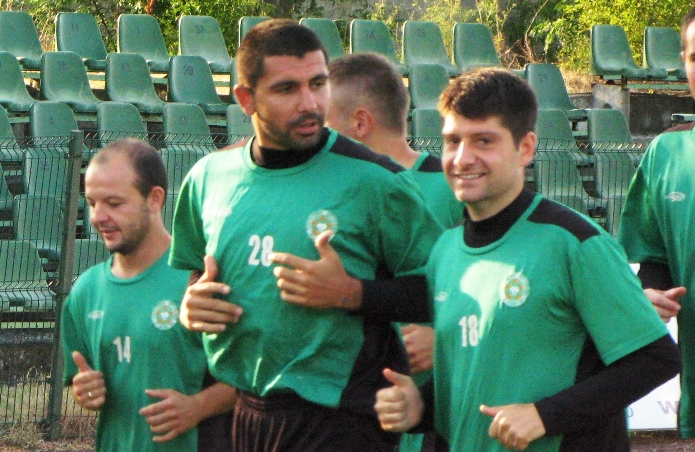 Димчо Ненов и Диян Молдованов се срещат с медиите