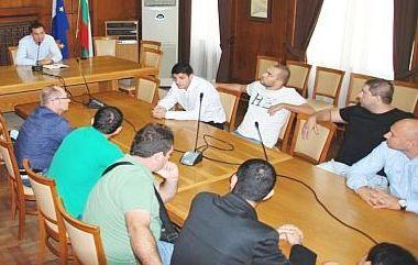 Димчо Ненов определи групата за Раковски
