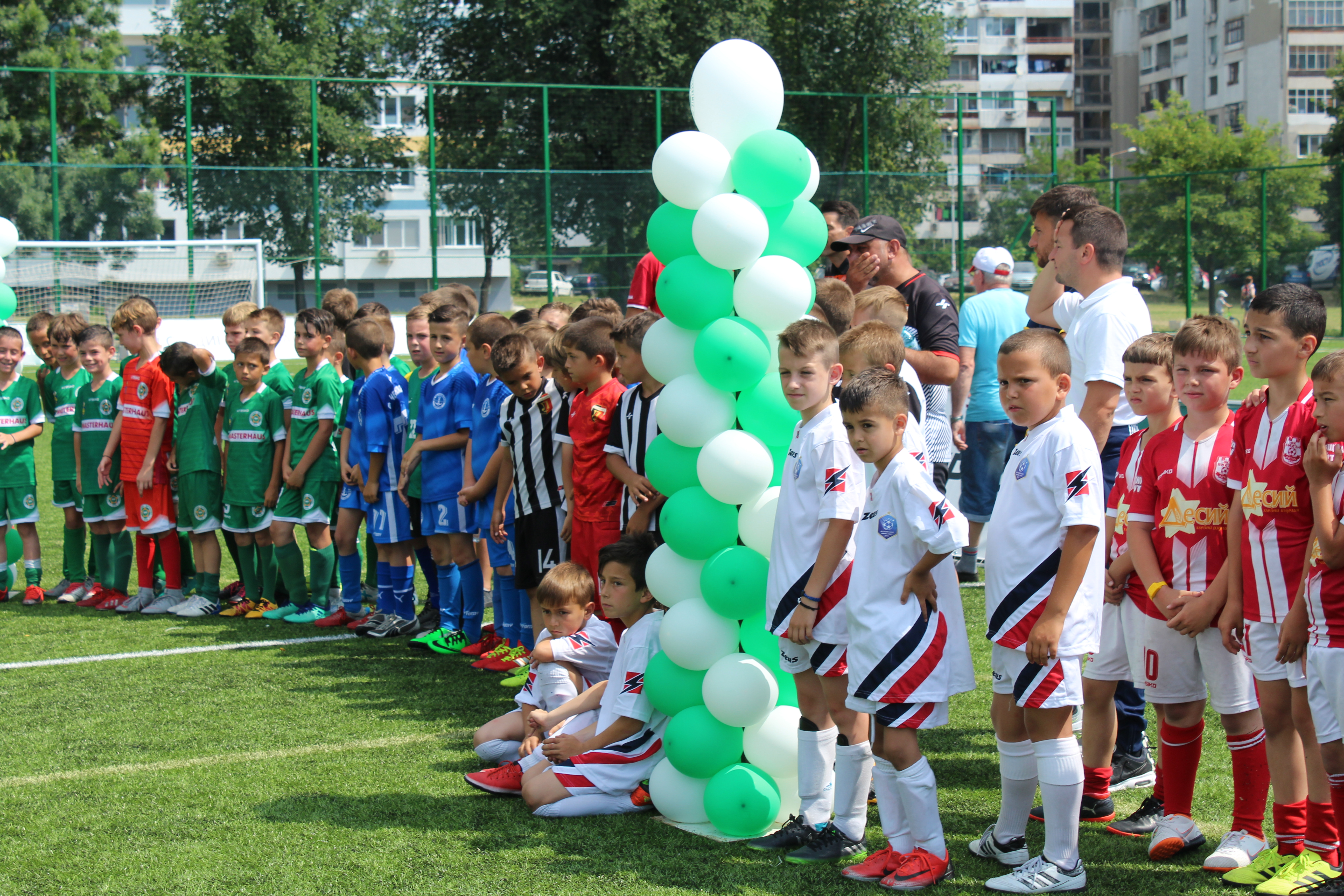 """Второ издание на детския турнир """"Зелен Бургас"""""""